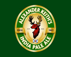 Alexander Keith's IPA on Tap