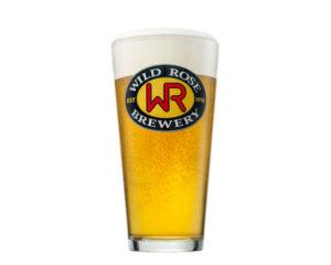 Wild Rose Brewery High Harvest Pint
