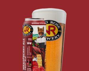 Wild Rose Wraspberry Ale